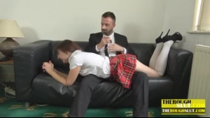 Tattooed Asian brunette, Runt and her horny boyfriend are fucking in front of the camera